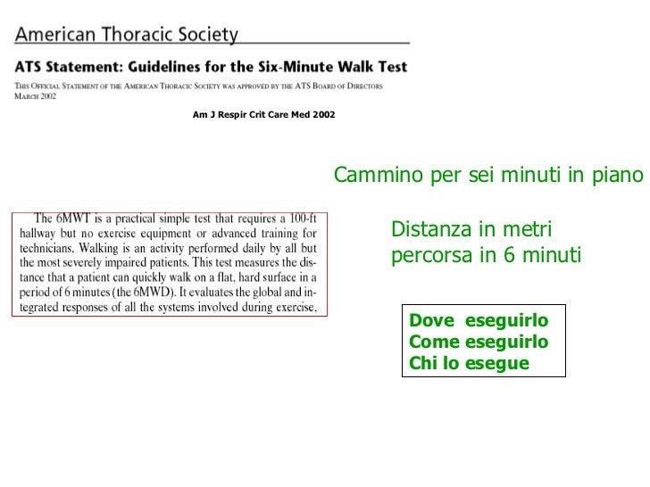 6 minute walk test pdf