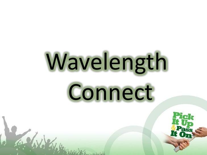 Wavelength Connect