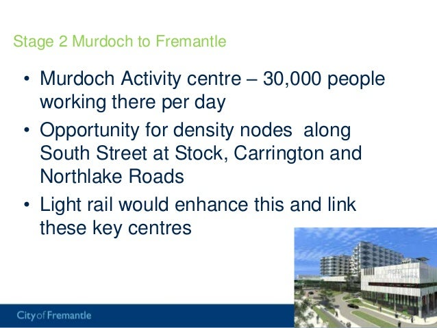 Why does transport matter somuch to Fremantle?