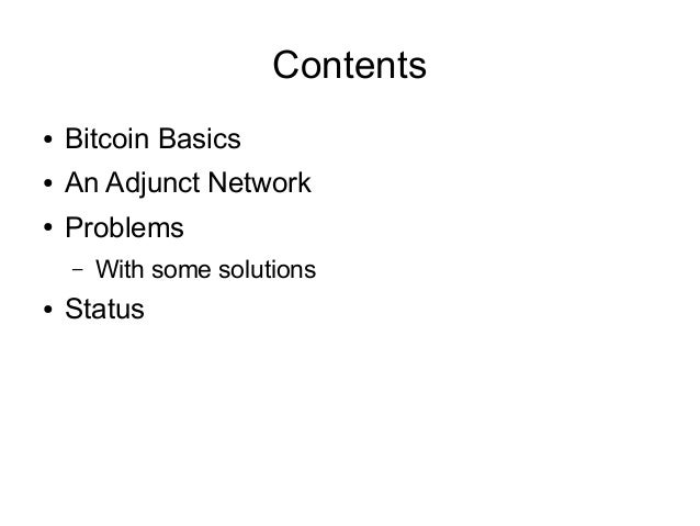 Pettycoin: Losing Tiny Amounts of Bitcoin At Scale! Slide 2