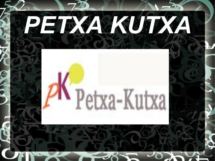 PETXA KUTXA