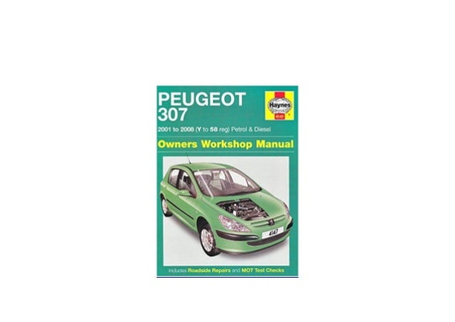 Download   Library     Peugeot 307 Petrol And Diesel