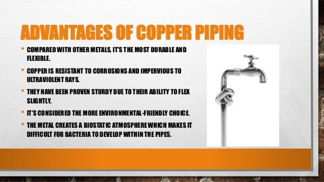 Pex vs copper piping for Pex versus copper