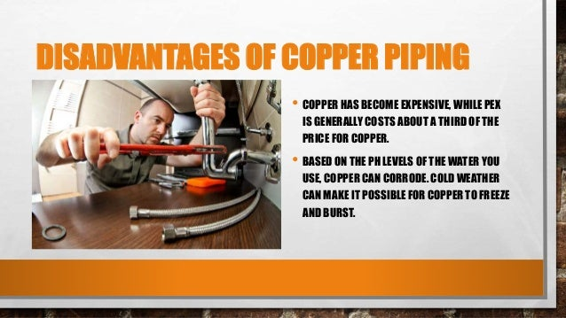 Pex vs copper piping for Pex pipe vs copper pipe
