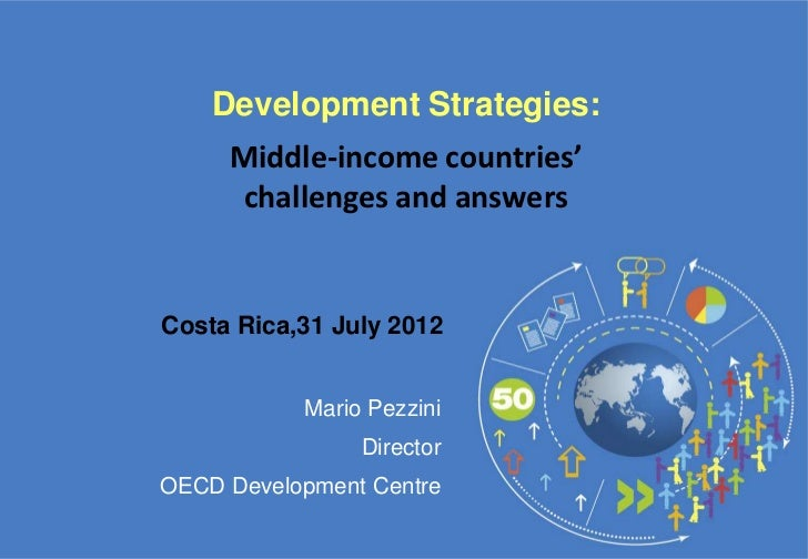 Development Strategies:     Middle-income countries'      challenges and answersCosta Rica,31 July 2012           Mario Pe...