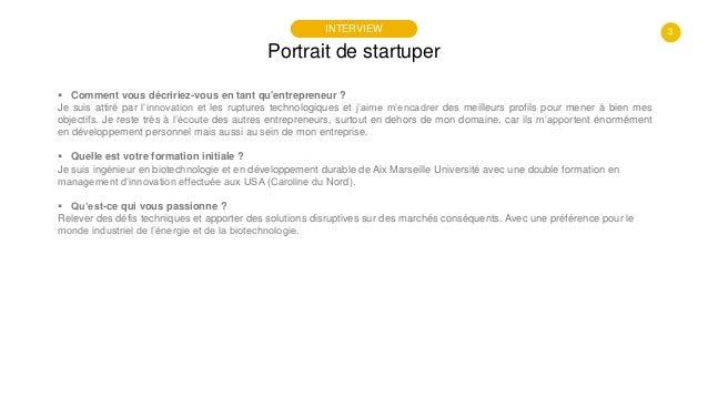 #PortraitDeStartuper #34 - HySiLabs - Pierre-Emmanuel Casanova Slide 3