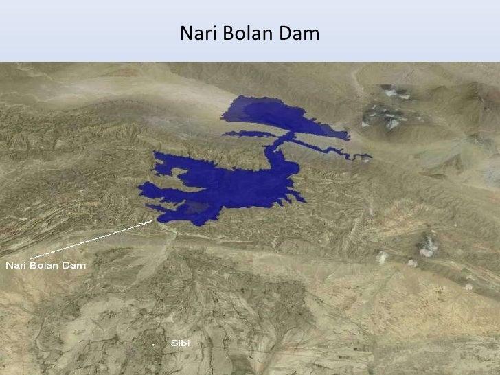 Nari Bolan Dam