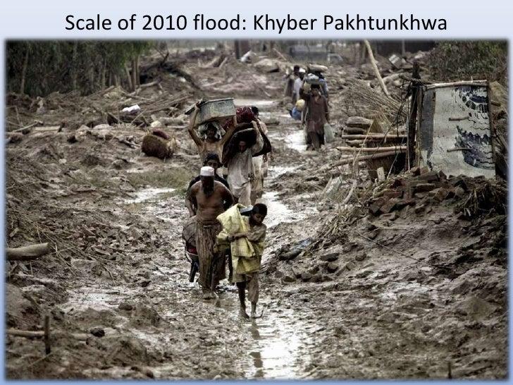 Scale of 2010 flood: Khyber Pakhtunkhwa