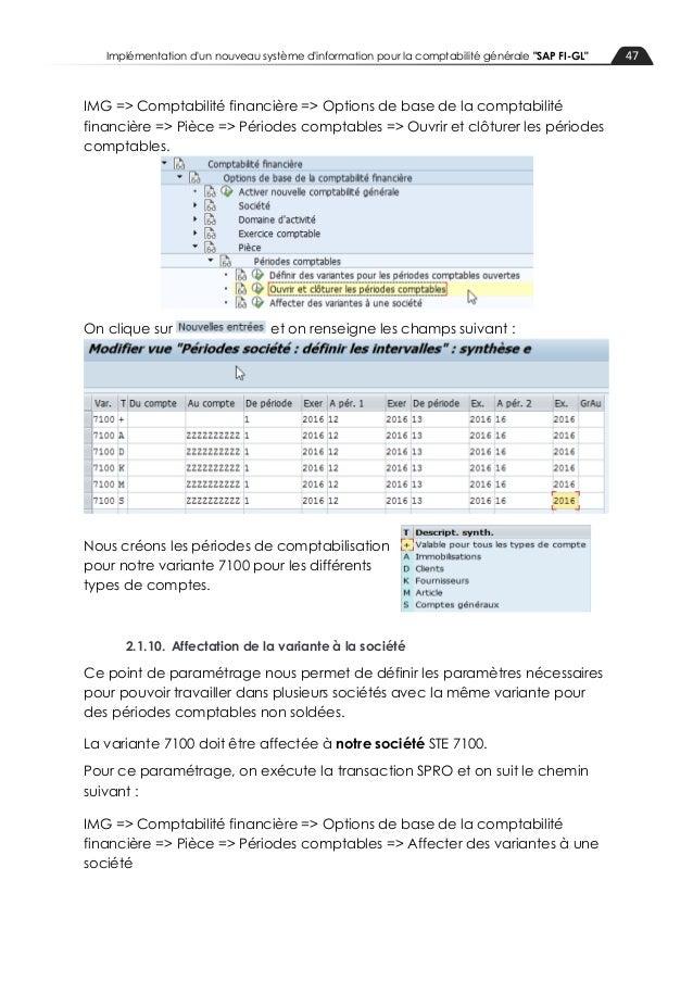 pratiquer la comptabilite sur sap french edition