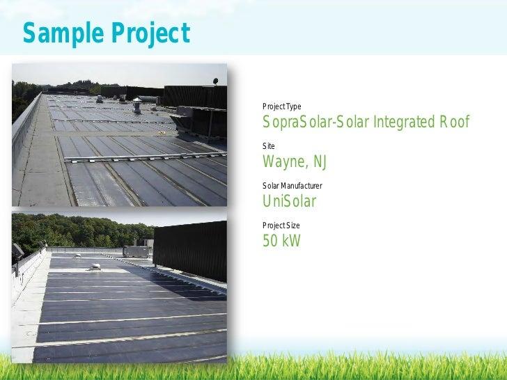 Pfister Energy Renewable Energy Technologies 2012