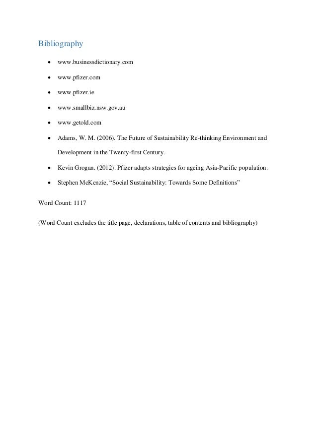 pfizer objectives Free essay: executive summary: the following marketing plan will focus on how pfizer, the leading company in the pharmaceutical industry will perform in.