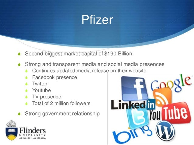 an analysis of different business segments in pfizer inc Financial analysis johnson & johnson  its main competitors is pfizer, inc johnson and johnson is  operates three different business segments:.