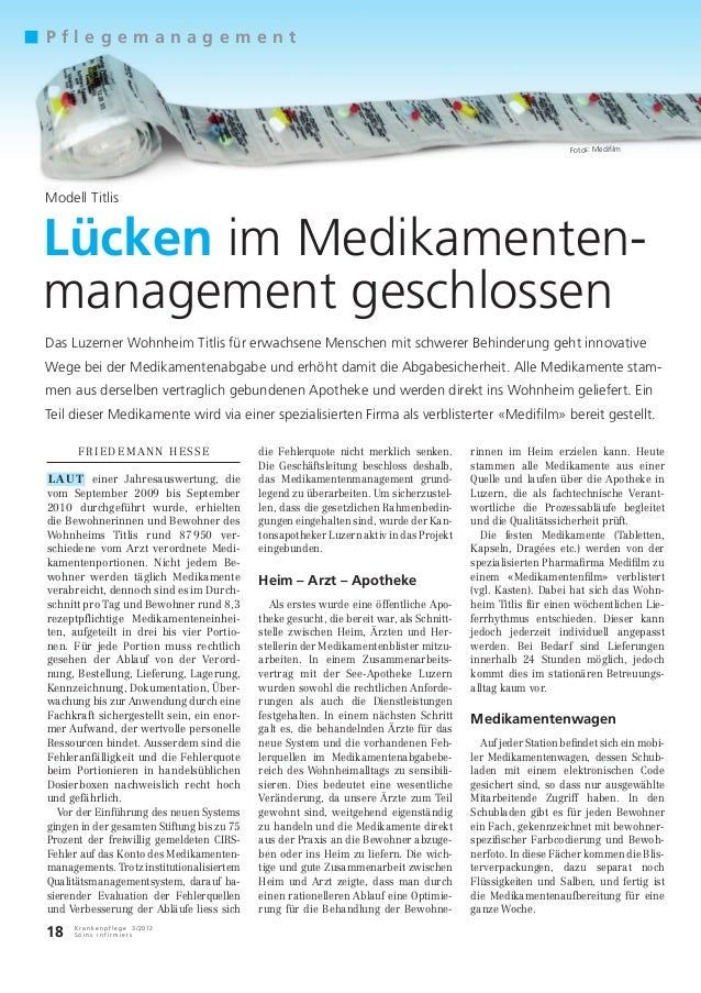 Pflegemanagement                                                                                                          ...