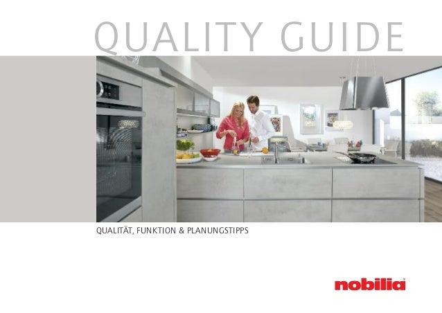 Nobilia küchen test  Pflegeanleitung Nobilia Küchen