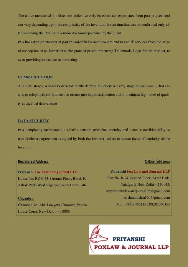 PFLJ IPR Registration Slide 2