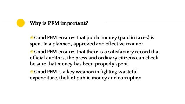 assessing public expenditure management in cambodia With political commitment and clear principles of public expenditure management,  in cambodia, public financial management reform  to financial management.