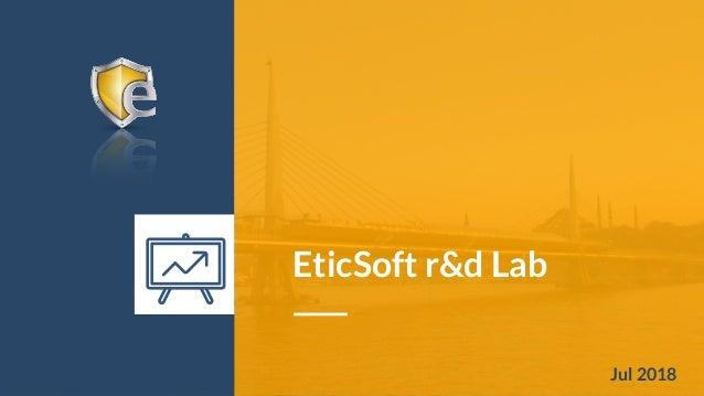 EticSoft r&d Lab Jul 2018