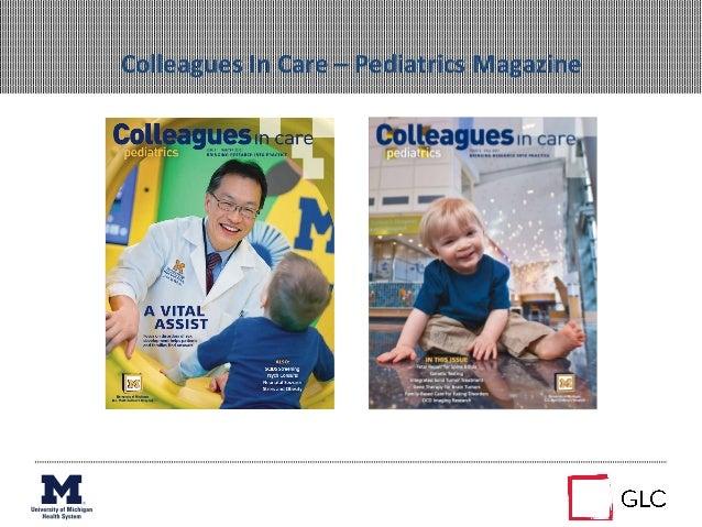 Colleagues In Care – Pediatrics Magazine