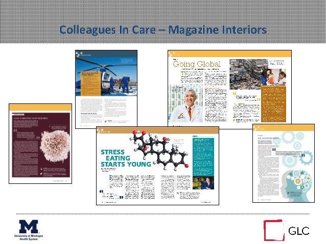 Colleagues In Care – Magazine Interiors