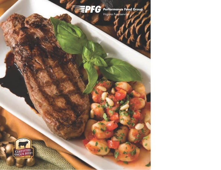 certified ANGUS Beef®   Serve the BestSince 1978, Certified Angus Beef (CAB) has set the standard for quality beef. The sc...