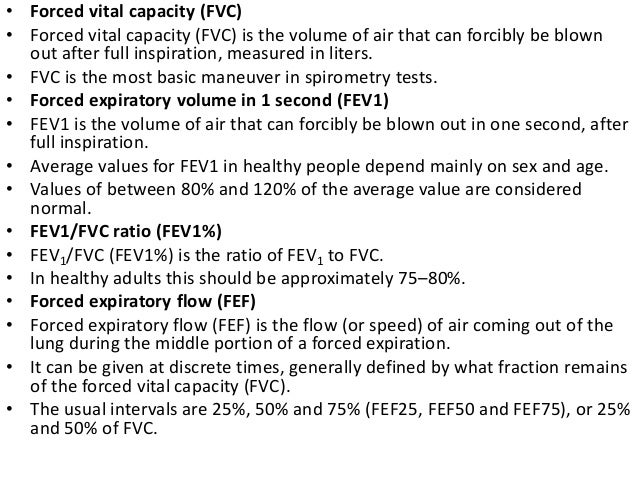 describe the effect that the inhaler medication had on the fvc and fev1 Asthma does not tend to affect the alveoli or a higher dose of my medication (the inhaler you about your results had to do with your fev1.