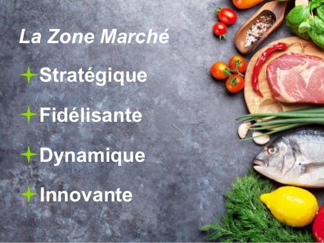La Zone Marché Stratégique Fidélisante Dynamique Innovante