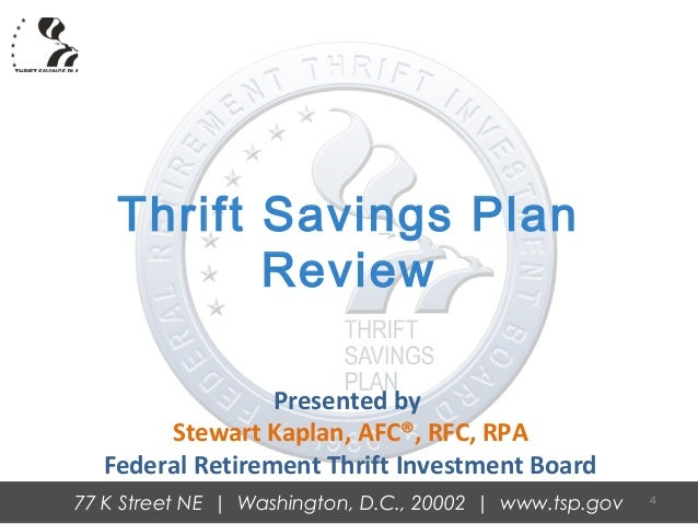 thrift savings plan The thrift savings plan ( tsp ) is a defined contribution plan for united states civil service employees and retirees as well as for members of the uniformed services as of december 31.