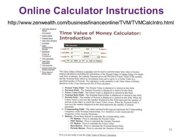 Discounted cash flow valuation ppt download.