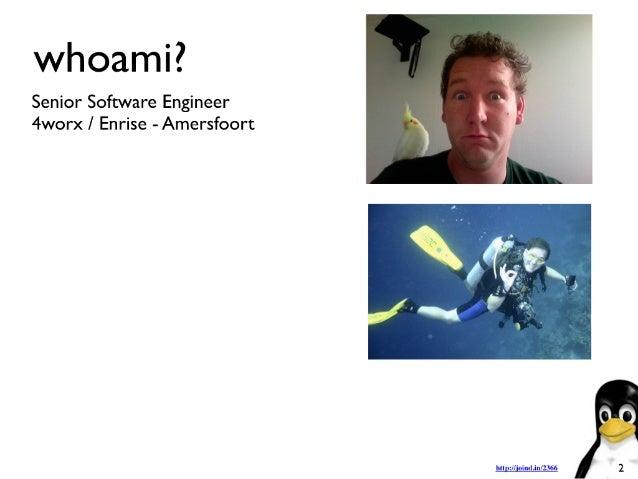 PFZ WorkshopDay Linux - Basic Slide 3