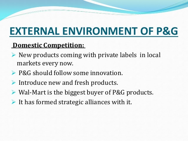 loreal internal and external environment analysis Interplay between environmental analysis and strategic management so it can be divided into two categories- external environment and internal environment.
