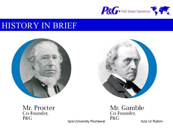 Procter and gamble company history casino royal 3 коста брава отзывы