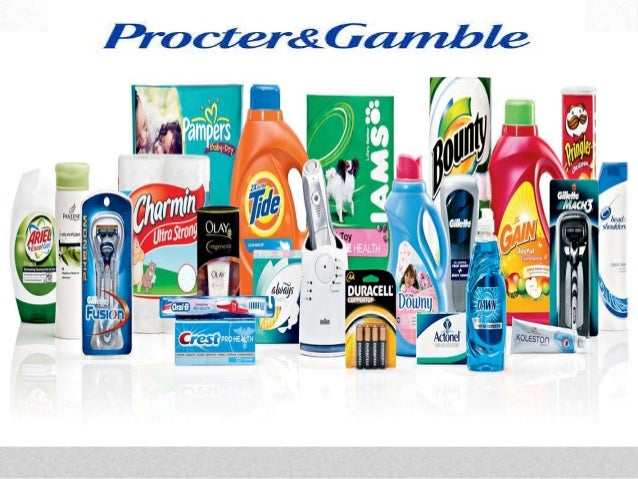 The Procter & Gamble Company, also known as P&G, is an American multinational consumer goods company headquartered in dow...