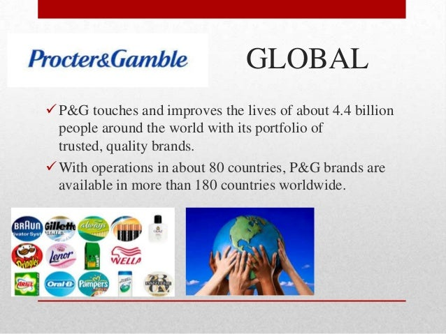 7ps of procter gamble Great company to learn from the 1st day i have been working at procter & gamble full-time (more than 8 years.