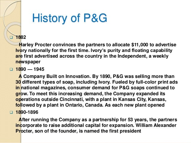 procter and gamble executive summary This page provides a brief financial summary of procter & gamble company as well as the most significant critical numbers from each of its financial reports.