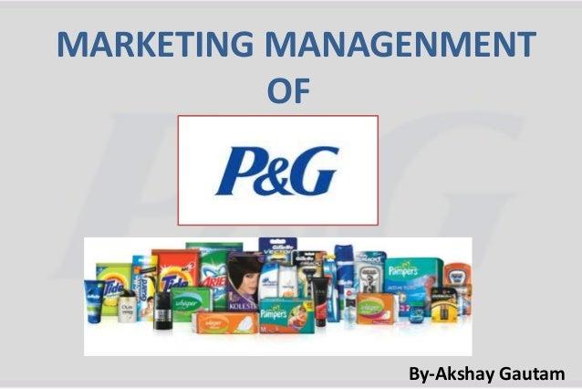 MARKETING MANAGENMENT OF  By-Akshay Gautam