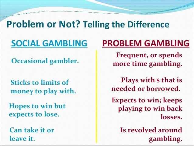 Parental gambling addiction showtime casino royale