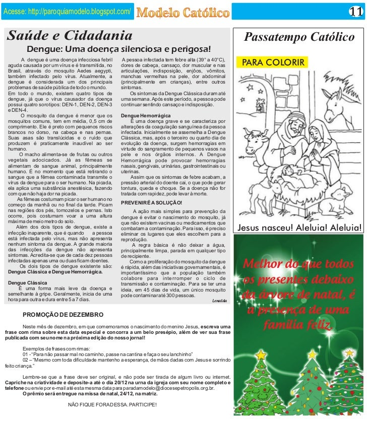 Acesse: http://paroquiamodelo.blogspot.com/                                                                               ...