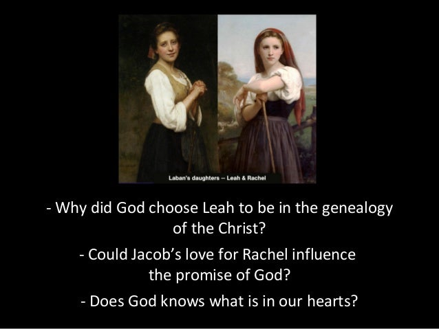 why did god favor jacob and God's promise to and covenant with noah god promised noah that never again would water be sent to destroy as much life and as much of.