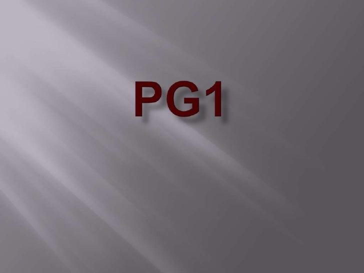 PG1<br />
