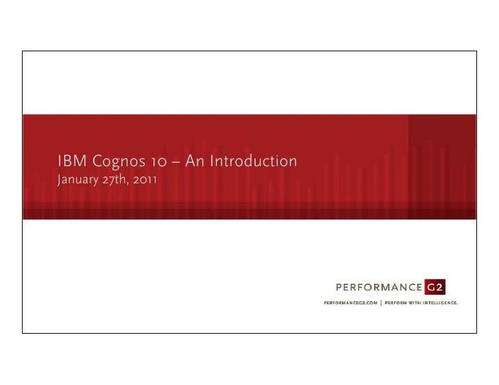 Ibm introduction