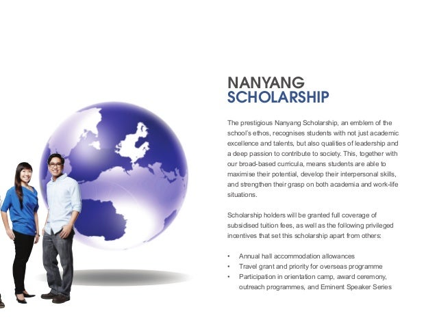 ntu scholarship application essay Notes for scholarship guidance (please do not submit your scholarship application before or with your application to study at ntu) scholarship essay.