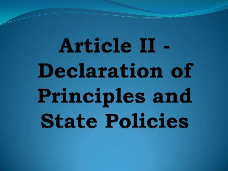 article 3 philippine constitution