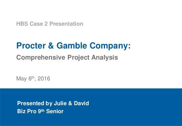 p&g case study ldl