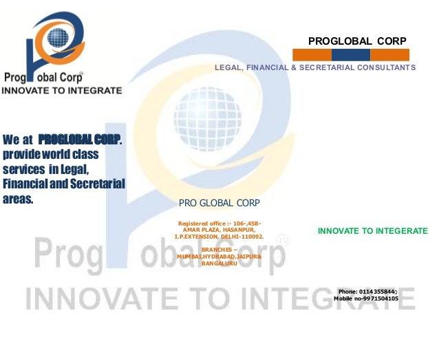 Registered office :- 106-,45B- AMAR PLAZA, HASANPUR, I.P.EXTENSION, DELHI-110092. BRANCHES – MUMBAI,HYDRABAD,JAIPUR& BANGA...