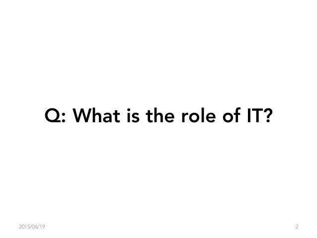 The Art of Performance Evaluation Slide 2