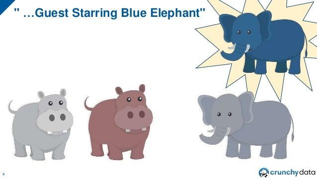 """ …Guest Starring Blue Elephant"" 4"