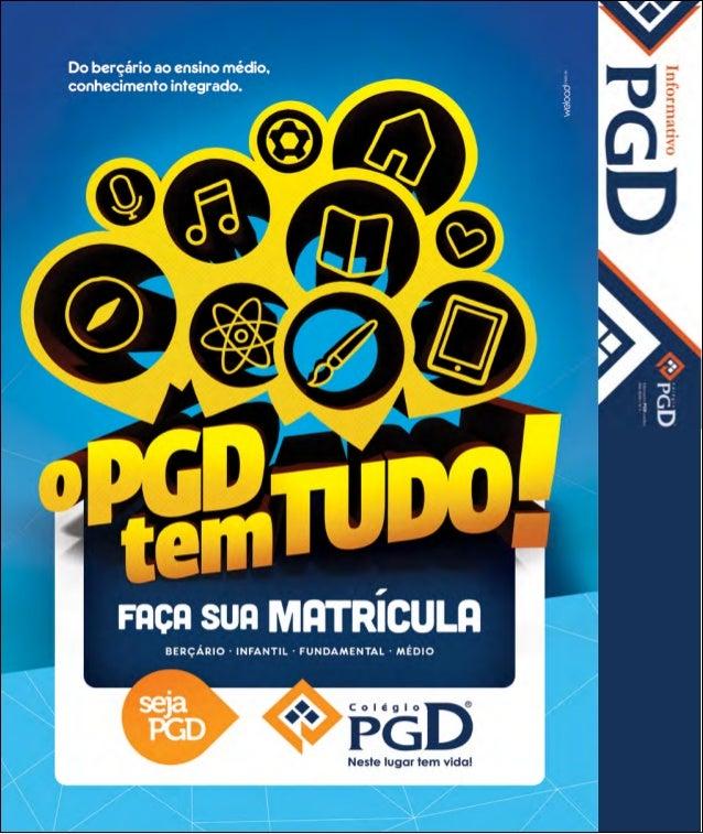 InformativoPGD 2014ANO5