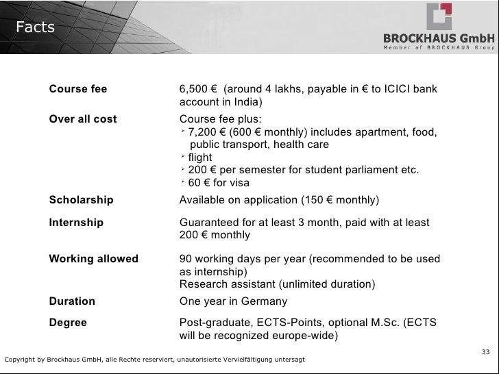 Joint international workshops for vodafone, SAP, Dresdner Bank,  ...