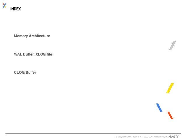 [Pgday.Seoul 2017] 3. PostgreSQL WAL Buffers, Clog Buffers Deep Dive - 이근오 Slide 2