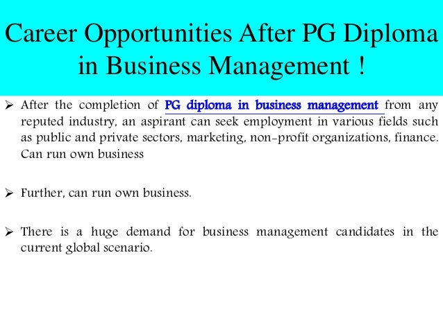 Post Graduate Diploma In Business Management From Narsee Monjee Dista